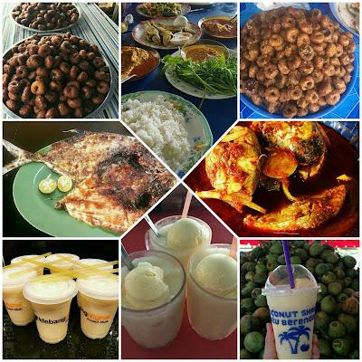 Tempat Makan Best Sedap di Melaka Asam Pedas