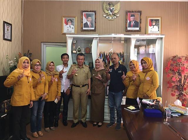 Pemprov Lampung Dorong Program Pariwisata BPC Perhumas Lampung