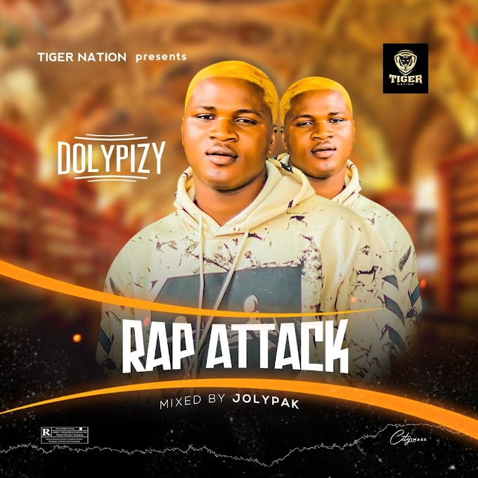 DOWNLOAD MP3; Dolypizy - Rap Attack