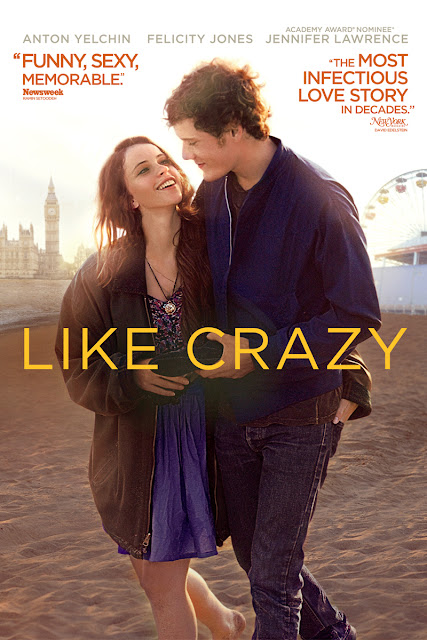 Like Crazy (2011) ταινιες online seires oipeirates greek subs