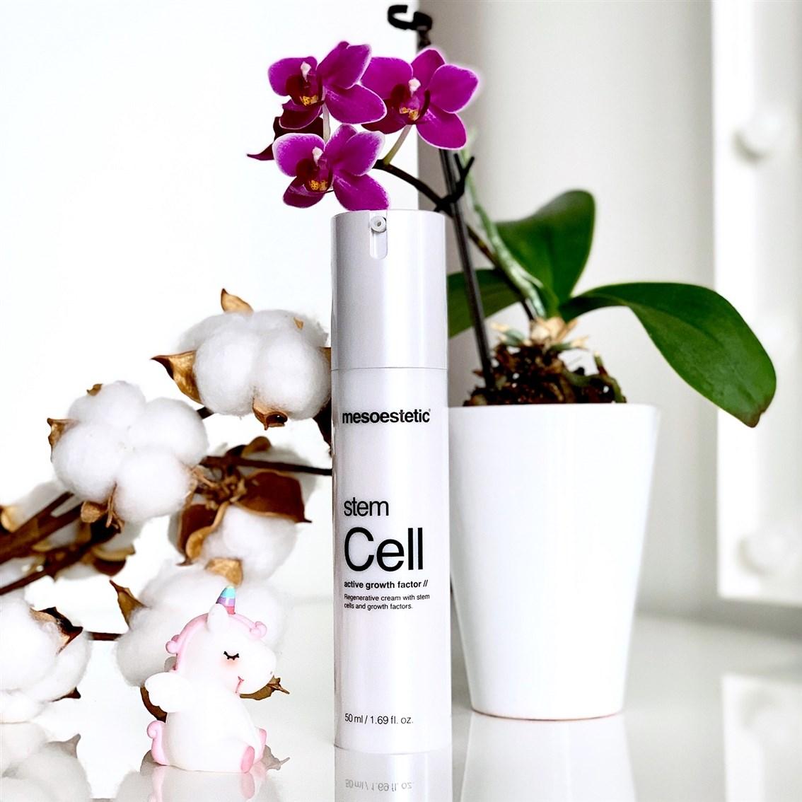 Mesoestetic Stem Cell Cream recenzja