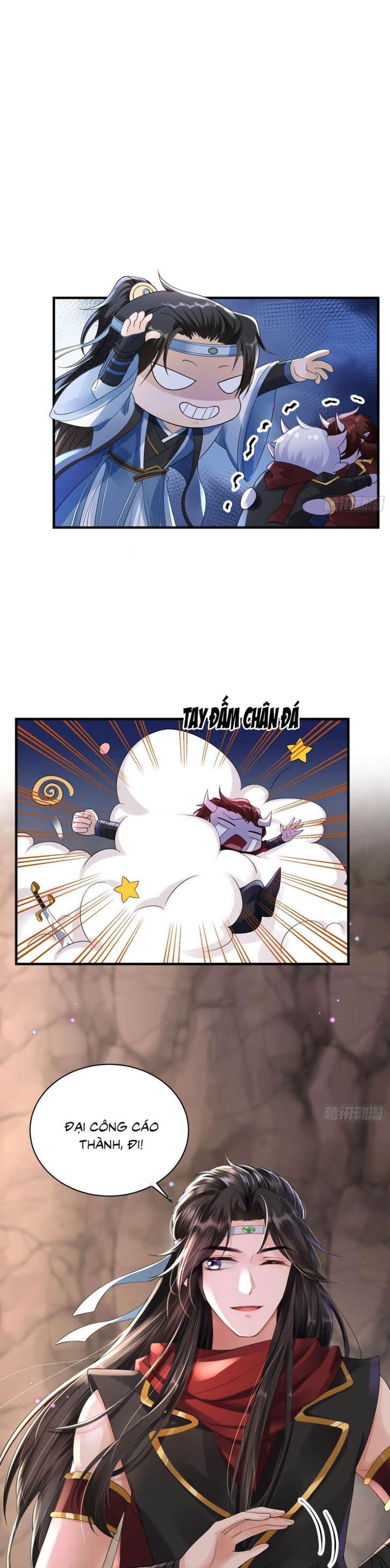 Ma Đầu Vạn Ác Năm Tuổi Rưỡi Chapter 2 - upload bởi truyensieuhay.com