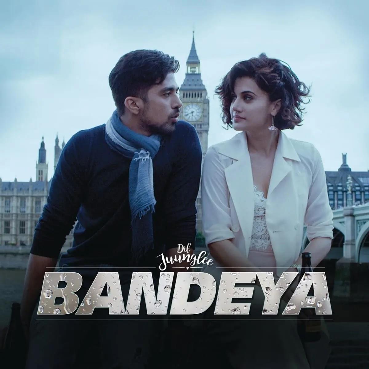 Bandeya Dil Juunglee Mp3 Song Download 320kbps