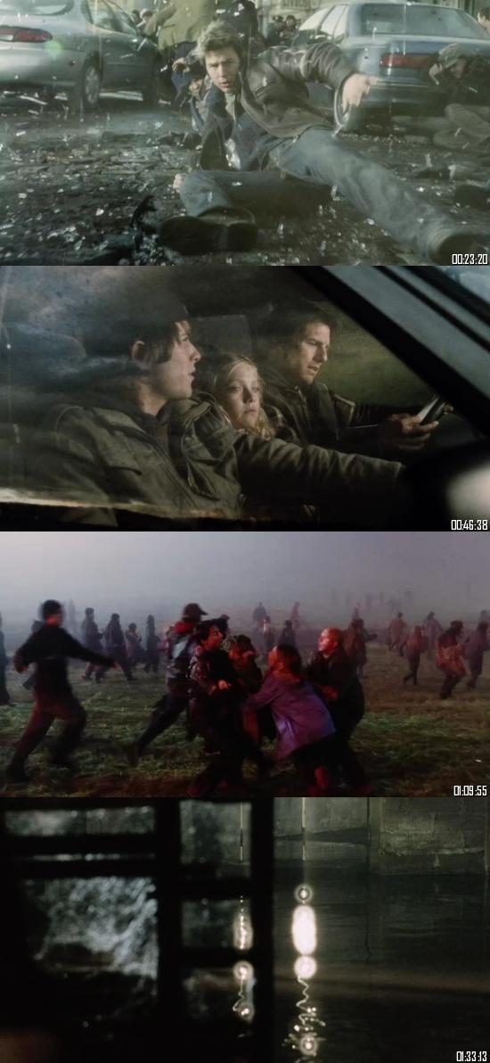 War Of The Worlds 2005 BluRay 720p 480p Dual Audio Hindi English Full Movie Download
