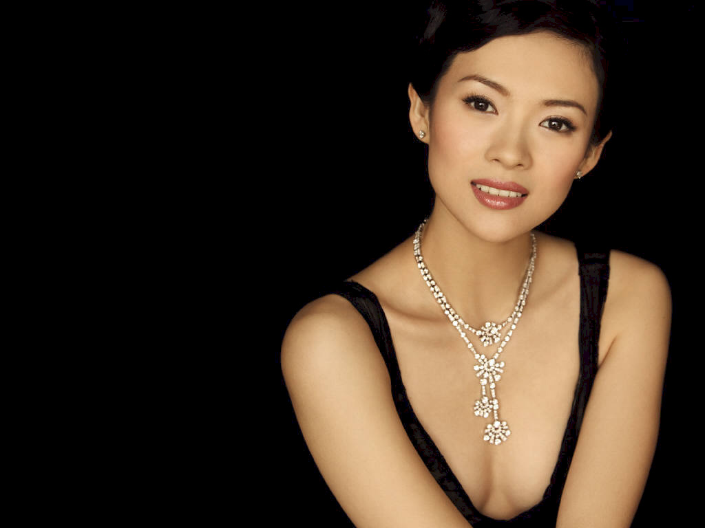 Ziyi Zhang Sexy 92