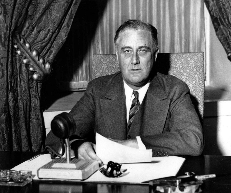 deficiência de F.D Roosevelt