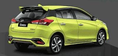 Promo Kredit Toyota Yaris Murah Harga Diskon 2018