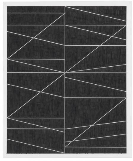 Marc Nagtzaam Theoretical Girls, 2011 pencil on paper 50,2 x 41 cm