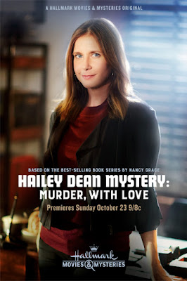 Hailey Dean Mystery Murder, With Love 2016 DVD Custom HD Latino