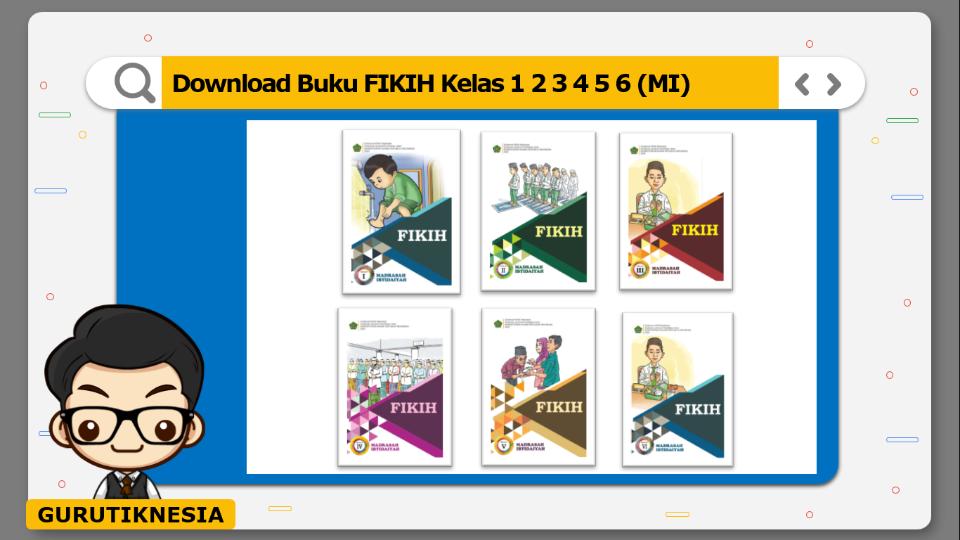 download gratis buku pdf fikih untuk mi