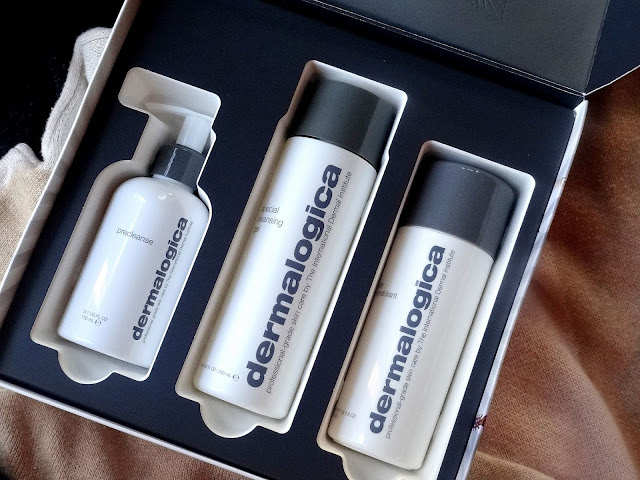 Dermalogica your Best Cleanse + Glow Set  Holiday 2020 Review, Photos