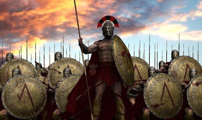 Με τι ατσάλωναν το σώμα τους οι Σπαρτιάτες, οι καλύτεροι πολεμιστές του κόσμου...