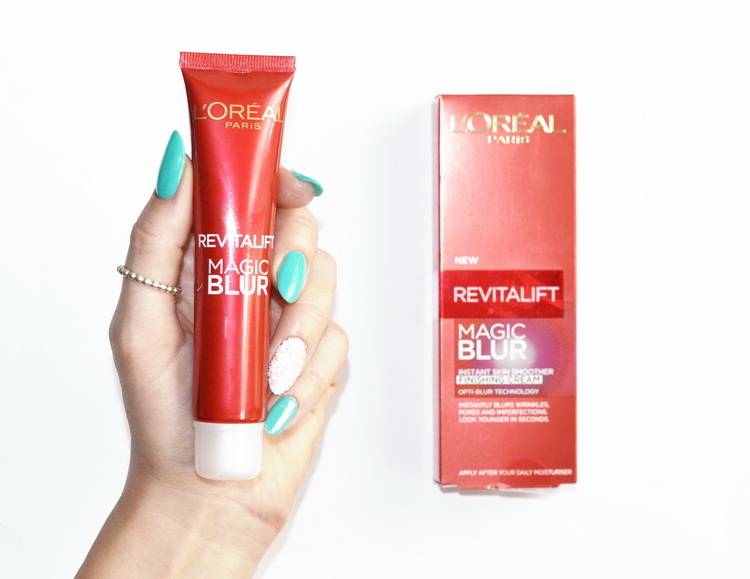 L'Oreal Paris Revitalift Magic Blur Cream отзыв