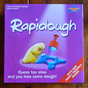 Rapidough family game from Drumond Park review