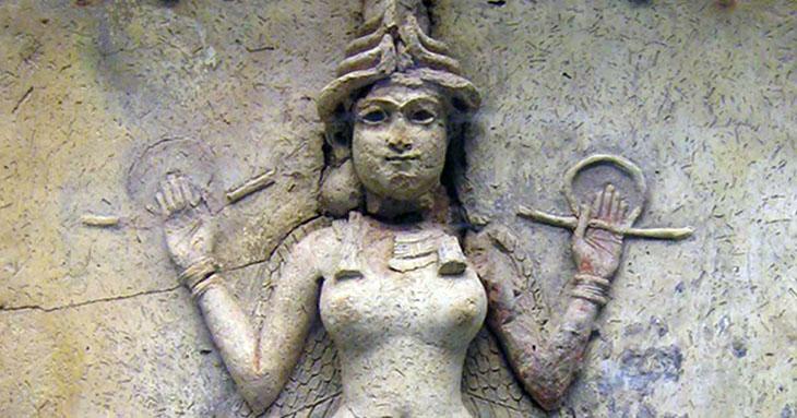 mezopotamya mitolojisi, Ugarit krallığı,Ugarit mitleri,Ugarit efsaneleri,Tanrının krala yardımı,Tanrı ile kral ilişkisi,Semitik inanış, Semitik mitoloji, sümer mitolojisi, mitoloji,
