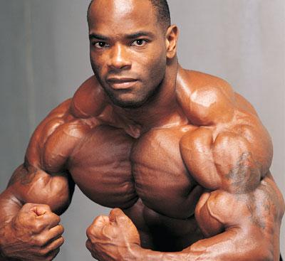 Strength Fighter Johnnie Jackson The Power Bodybuilder