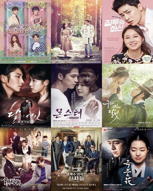Tanggal 19-25 September 2016 Rating Pemirsa Drama Korea