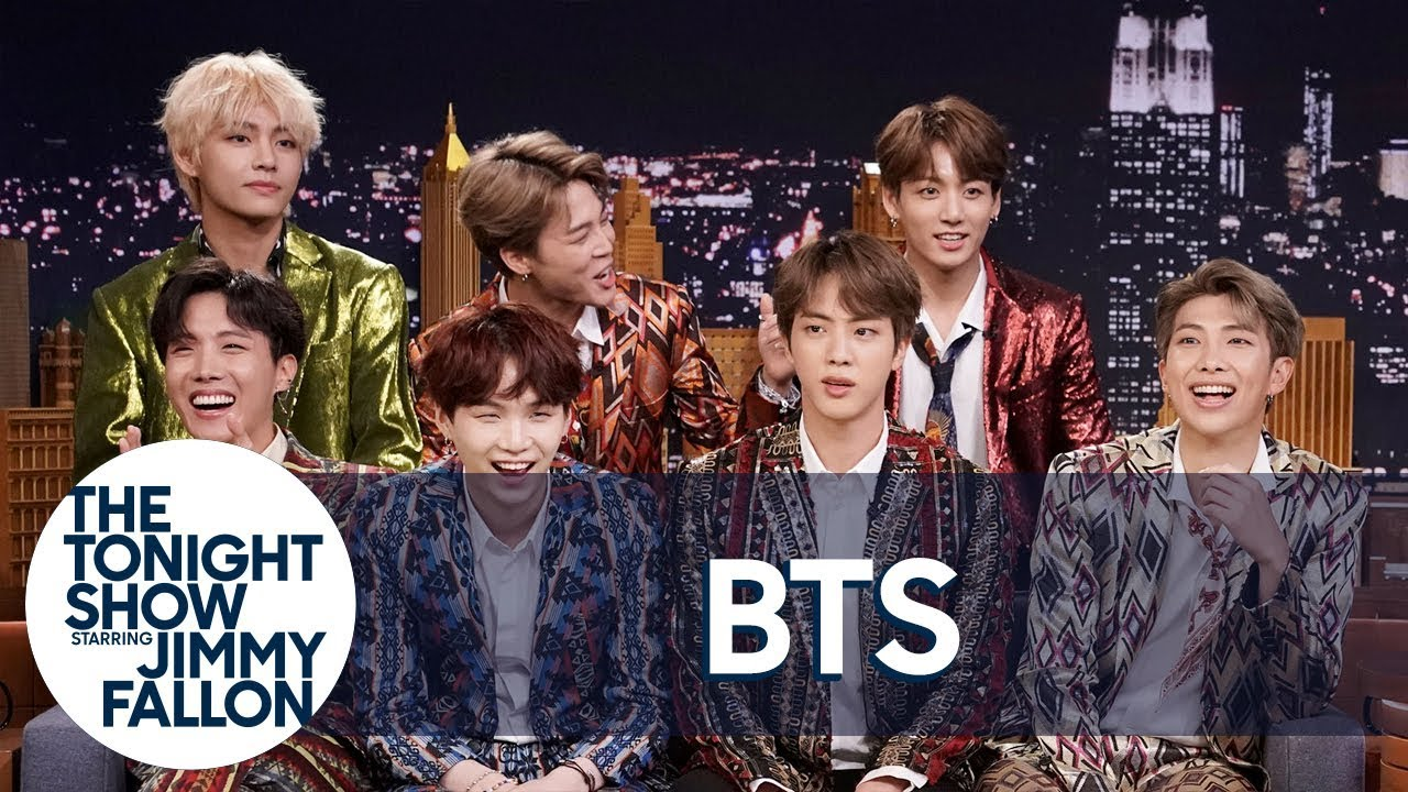 BTS Will Performing Their New Songs on 'The Tonight Show Starring Jimmy Fallon'