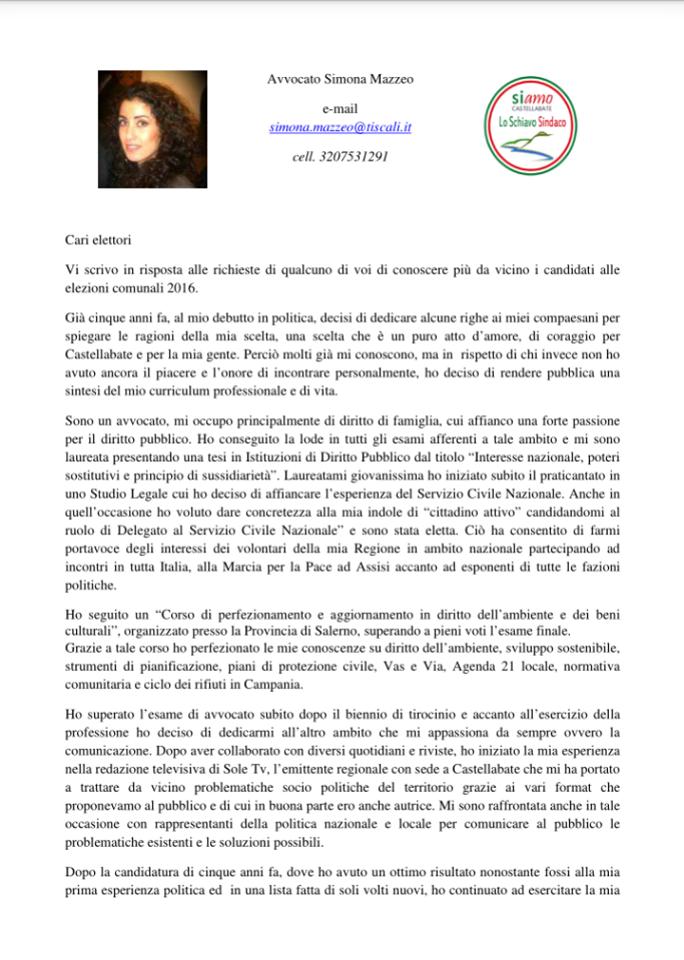 curriculum vitae europeo avvocato civilista