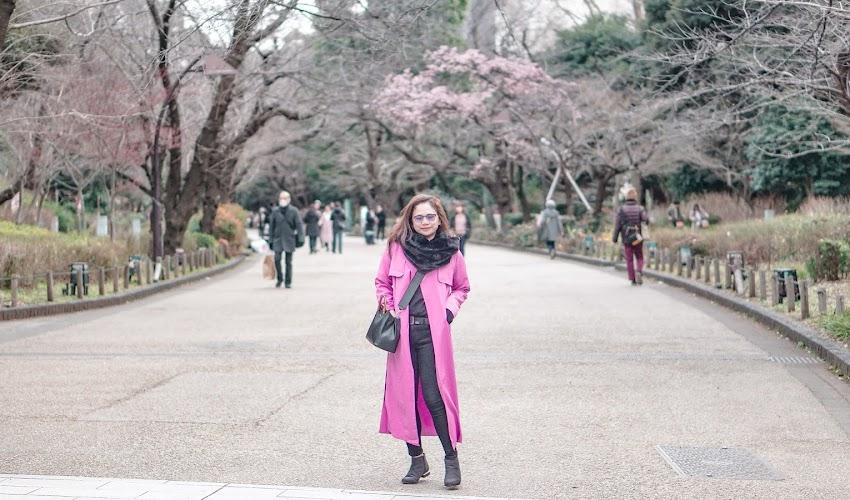 Tokyo: Ueno Park & Zoo