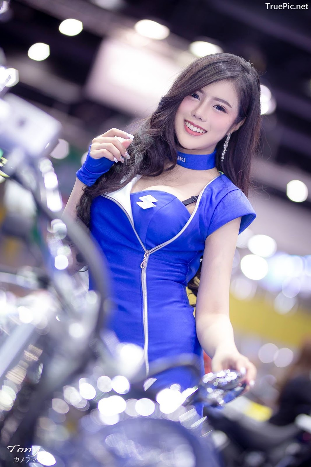 Image-Thailand-Hot-Model-Thai-Racing-Girl-At-Big-Motor-2018-TruePic.net- Picture-6