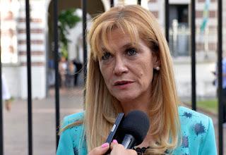 La intendenta de La Matanza le pegó con dureza a Mauricio Macri y se refirió a los posibles candidatos en las elecciones de medio término. Qué dijo de CFK.