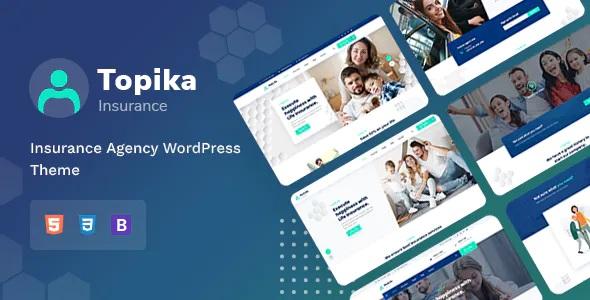 Best Insurance Company WordPress Theme