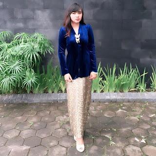 Gambar Model Kebaya Kartini
