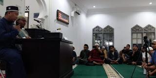 Pengurus Masjid Jabir Al-Ka'biy aceh