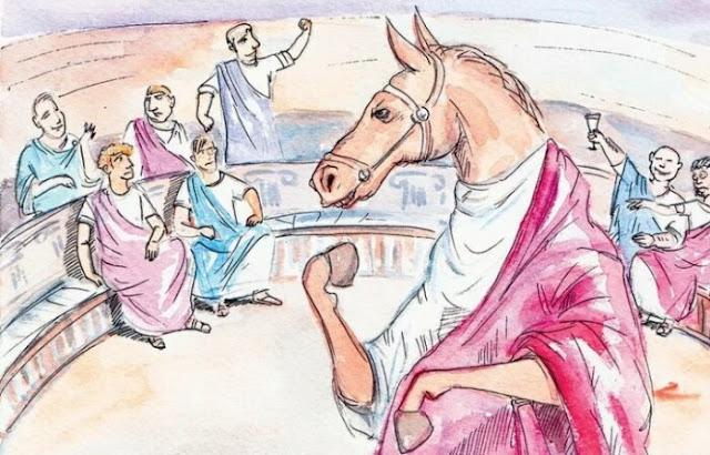 cavalo de Calígula