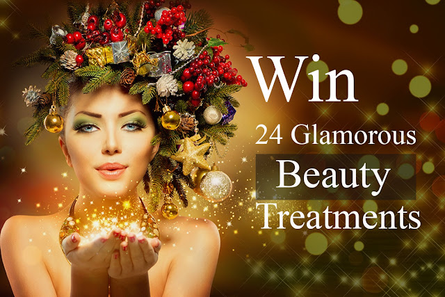 #Glitzmas2016: Win with BookYourlifestyle