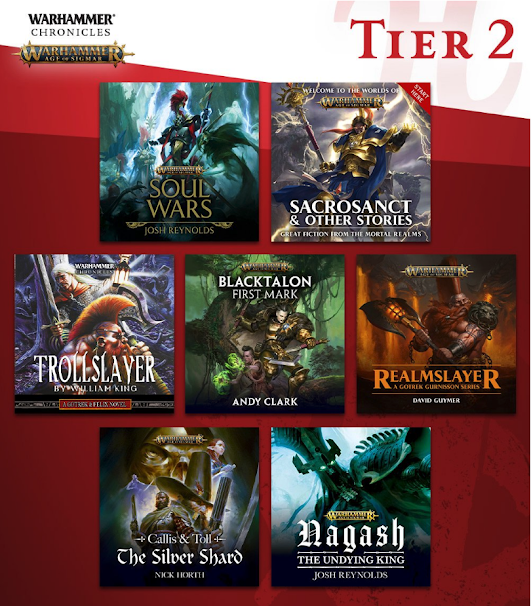 humble bundle warhammer audio dramas