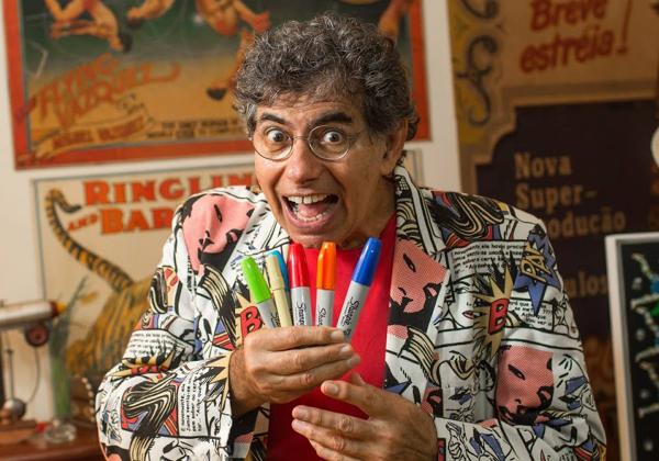 Daniel Azulay, artista plástico e desenhista, morre no Rio, aos 72 anos