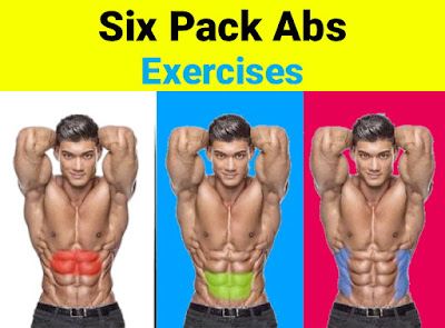 Six pack Abs Exercises