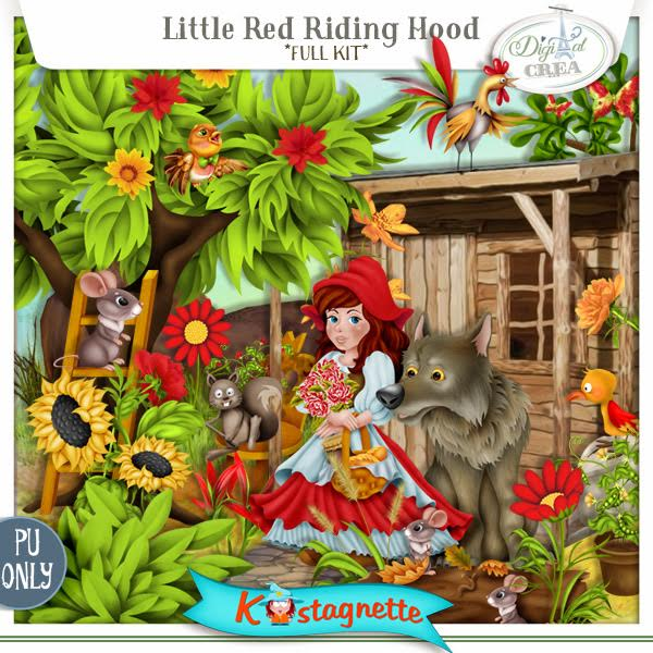 "NIBYLANDIA: 2017 ""Little Red Riding Hood"""