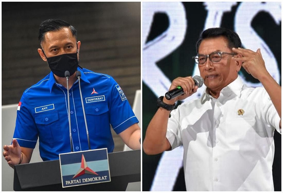 """AHY Beberkan 3 Kunci Utama """"Patahkan"""" Upaya Kudeta dari Moeldoko Cs"""