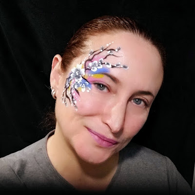 Face & Body Painting for Adults in Ohio and Marin