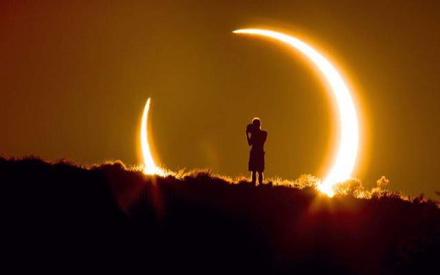 Jangan Tinggalkan 5 Amalan Ini Saat Gerhana Matahari! Kita Akan Daptkan Pahala Besar Dari Allah SWT!
