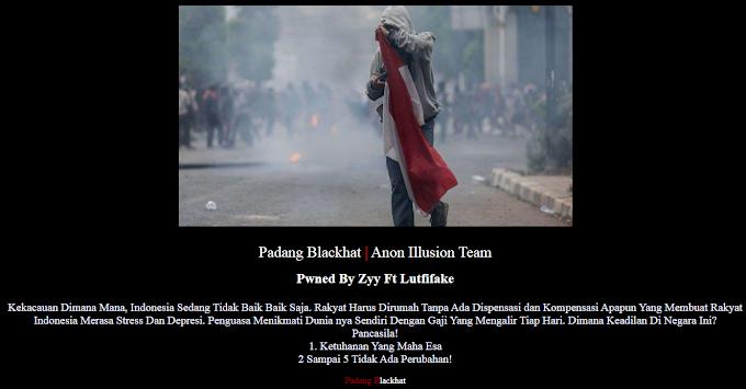 Padang Blackhat, Aktor Peretas Situs Setkab Ditangkap Bareskrim Polri