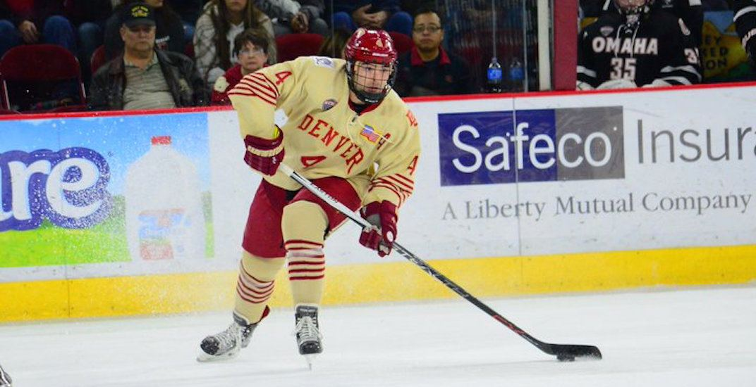 Devils sign Will Butcher. The badly lagging defensive corps of the New  Jersey ... 9b66c8796