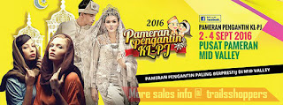 Malay Wedding Fair KL-PJ 2016