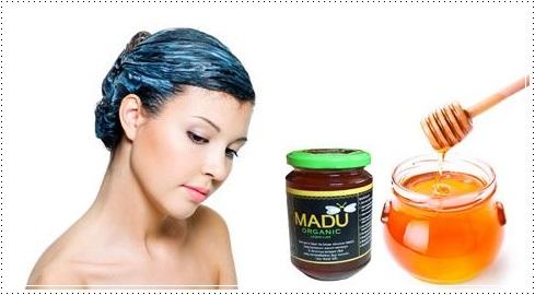 khasiat madu untuk kecantikan rambut agar tidak rontok