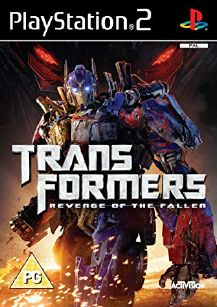 Transformers Revenge of The Fallen PS2 ISO