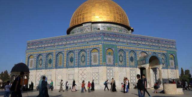 Εν αρχή… η Αγιά Σοφιά, στροφή στην Ιερουσαλήμ και το τέμενος Αλ Άκσα!