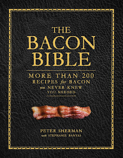 Review of The Bacon Bible by Peter Sherman and Stephanie Banyas