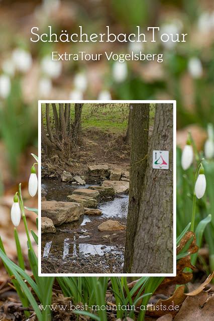 Schächerbachtour | ExtraTour Vogelsberg | Wandern Homberg (Ohm) | Wanderung in Hessen 11