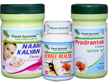 herbal remedies, menorrhagia, heavy menstrual bleeding, ayurvedic treatment