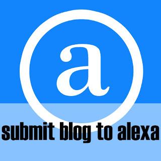 Mendaftarkan Blog ke Alexa