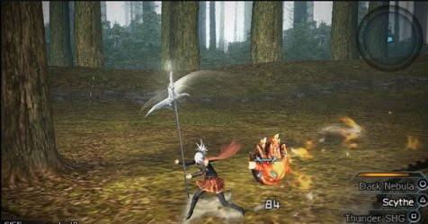 Final fantasy type 0 (english patch for psp is available to.