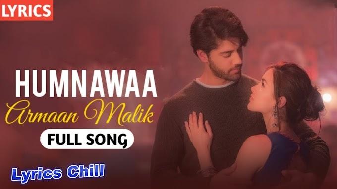 Humnawaa Lyrics - 99 Songs   Armaan Malik   Ar Rehman